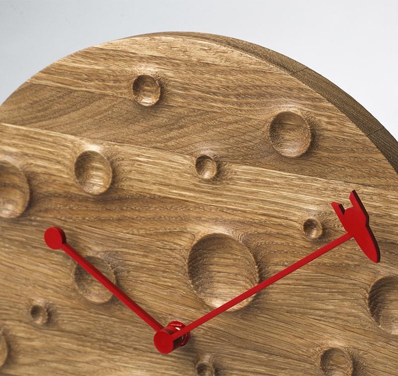 Настенные часы «Around the Moon in 60 minutes»